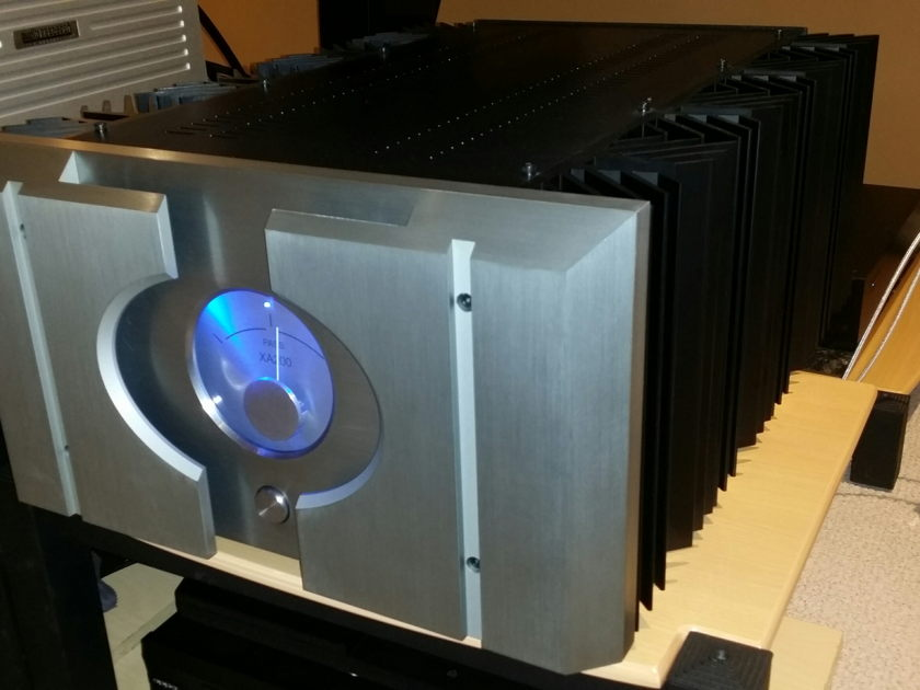 Pass Labs XA200 Monoblocks 200 Watts Pure Class A Mint Condition New $31000