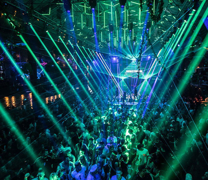Amnesia Ibiza nightclub, go out and clubbing guide Ibzia