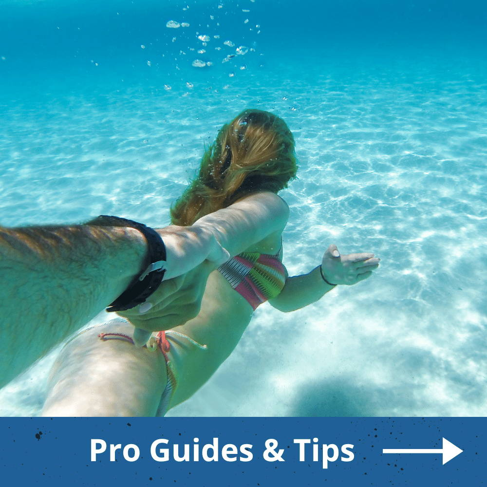 for professional guides and tips on watersports