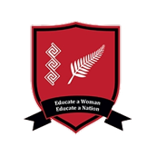 Zayed College for Girls logo