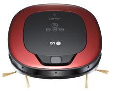 LG Hom-bot VR62601LVM - vyzkoušeno
