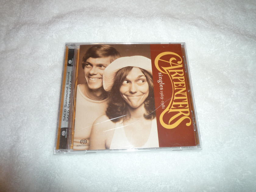 Carpenter - Singles SACD Greatest Hits