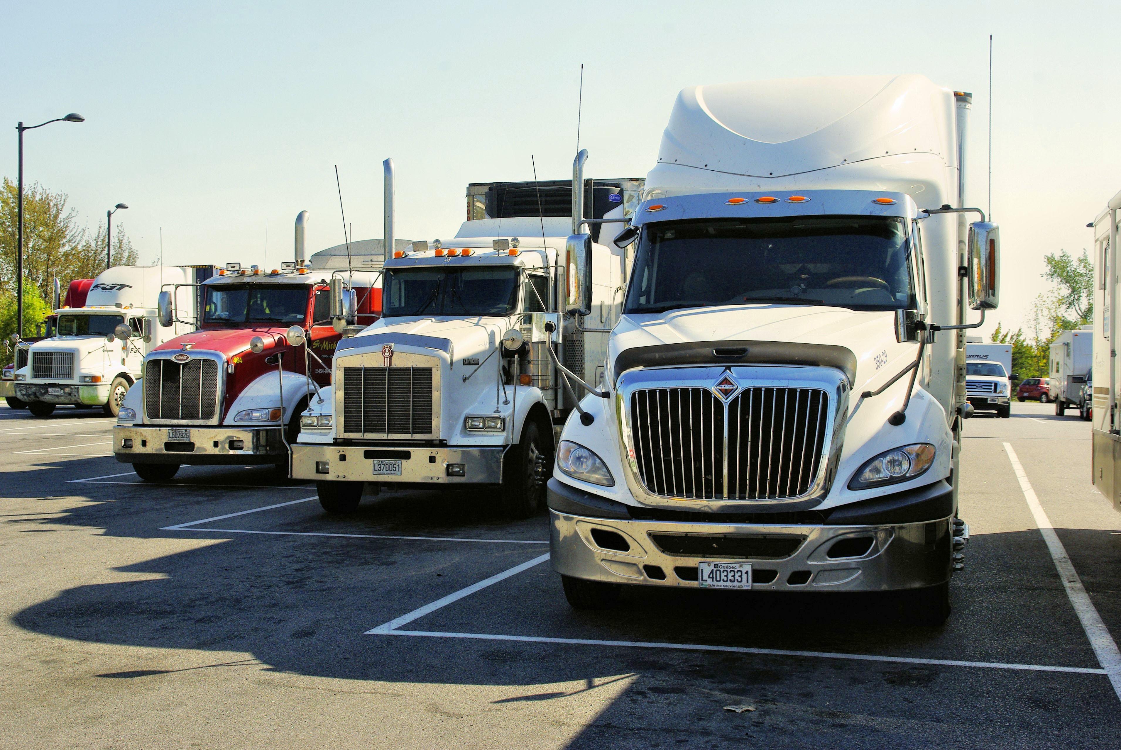 Por que comprar caminhões em um leilão?