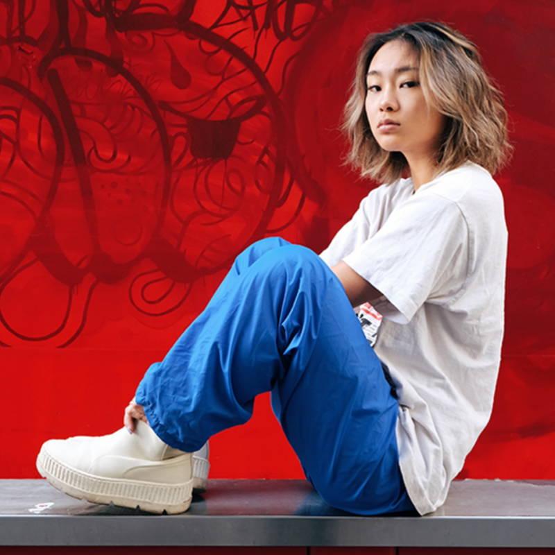 Pantalon Streetwear Femme