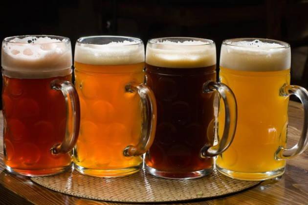 Круиз по каналам с дегустацией местного пива