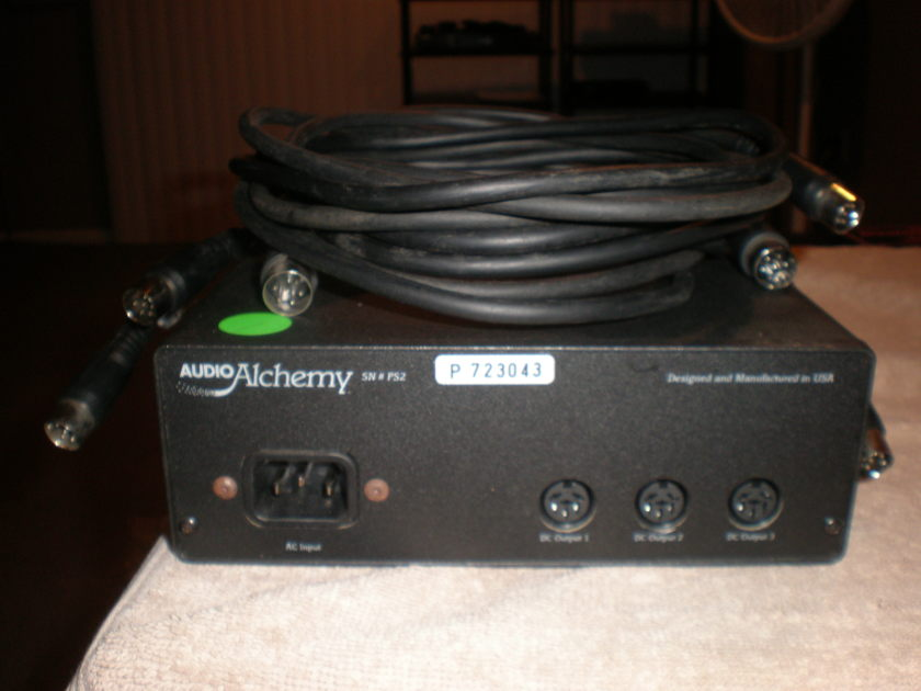AUDIO ALCHEMY POWER STATION TWO