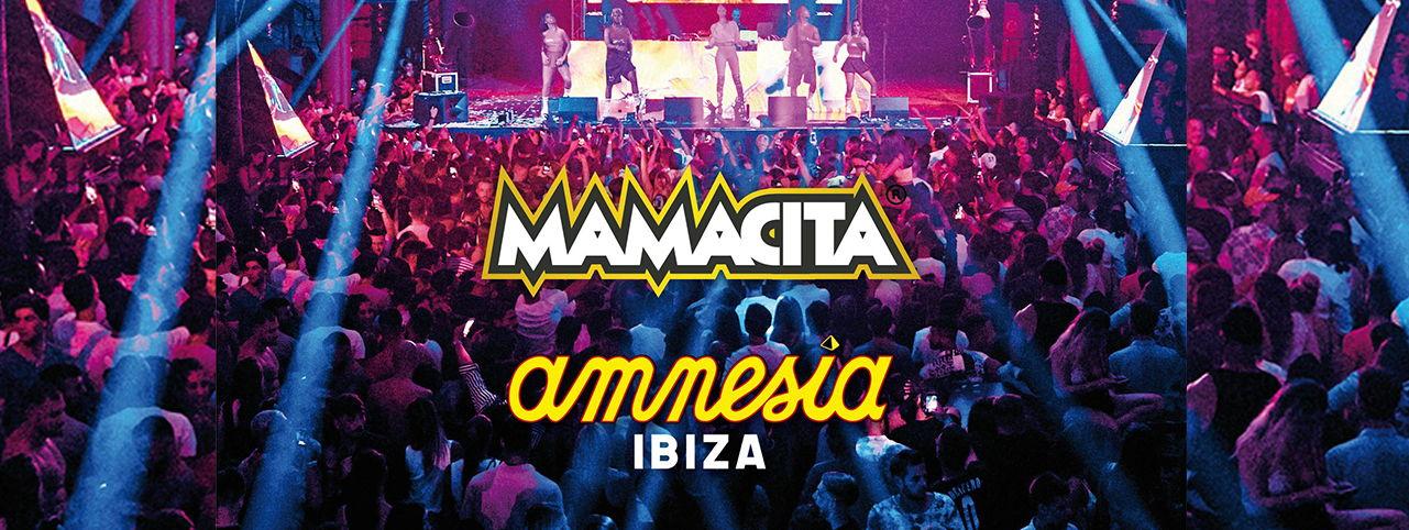 Tickets Mamacita Amnesia Ibiza 2020 new residency