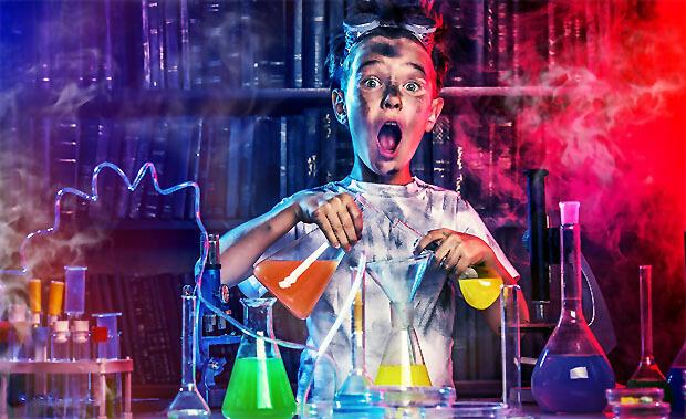 «Русское Радио» приглашает на научную ёлку WOW! HOW?! - Новости радио OnAir.ru