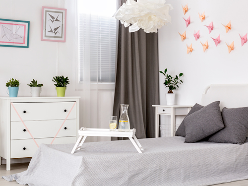 Teen bedroom ideas – practical and personal