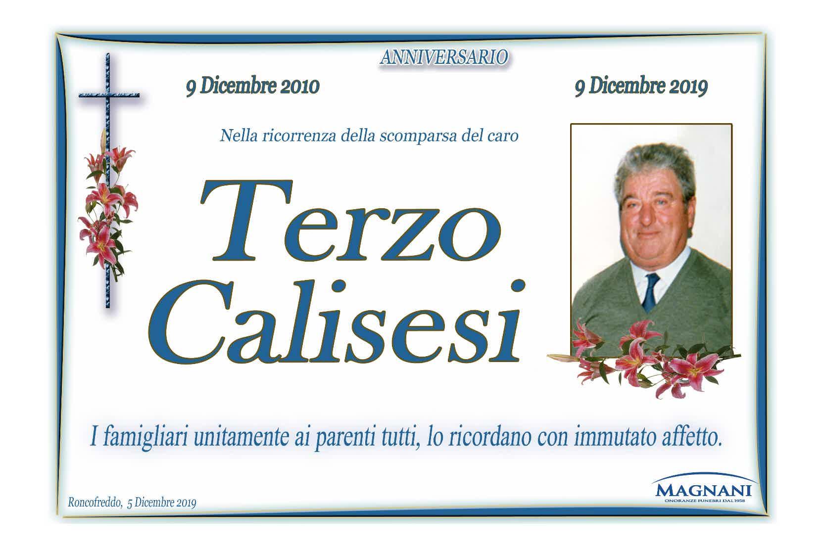 Terzo Calisesi