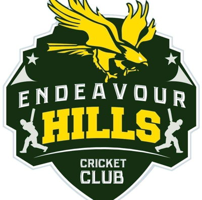 Endeavour Hills Cricket Club Logo
