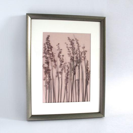 Картина бриза розовая