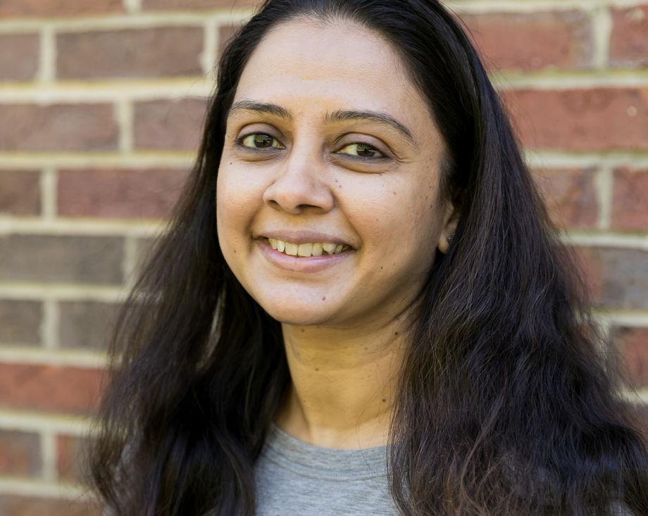 Deepa Menon , Admissions Director