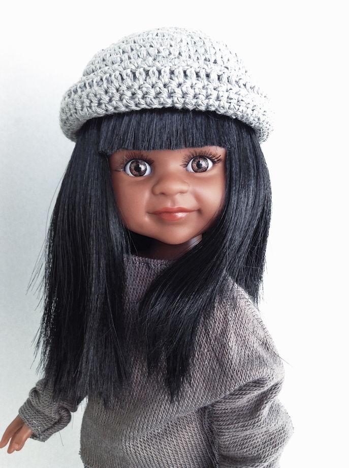 Виниловая куколка Алина