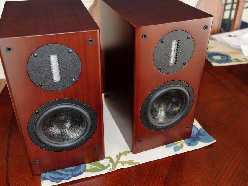 Ascend Acoustics Sierra 2 Bookshelf Speakers (Satin Cherry)