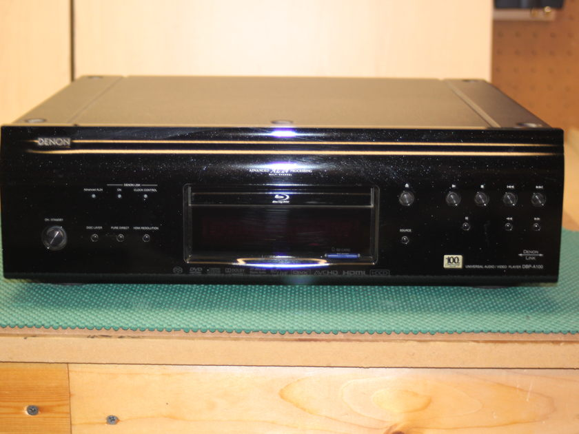 DENON DBP-A100 BLUE RAY/SACD/CD