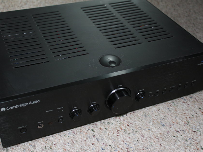 Cambridge Audio 550A Amplifier