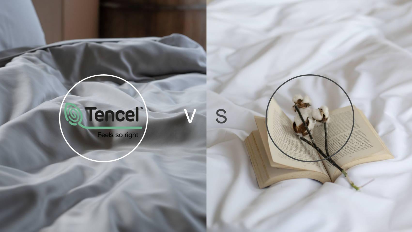 TENCEL vs Cotton sheets