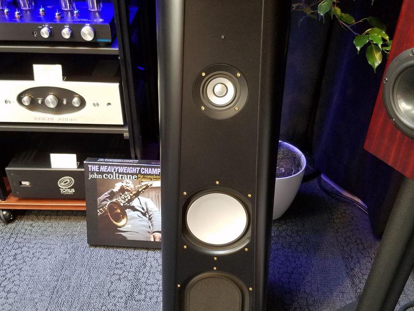 Thiel Audio CS-2.4 One Bad-Ass sounding floor monitor