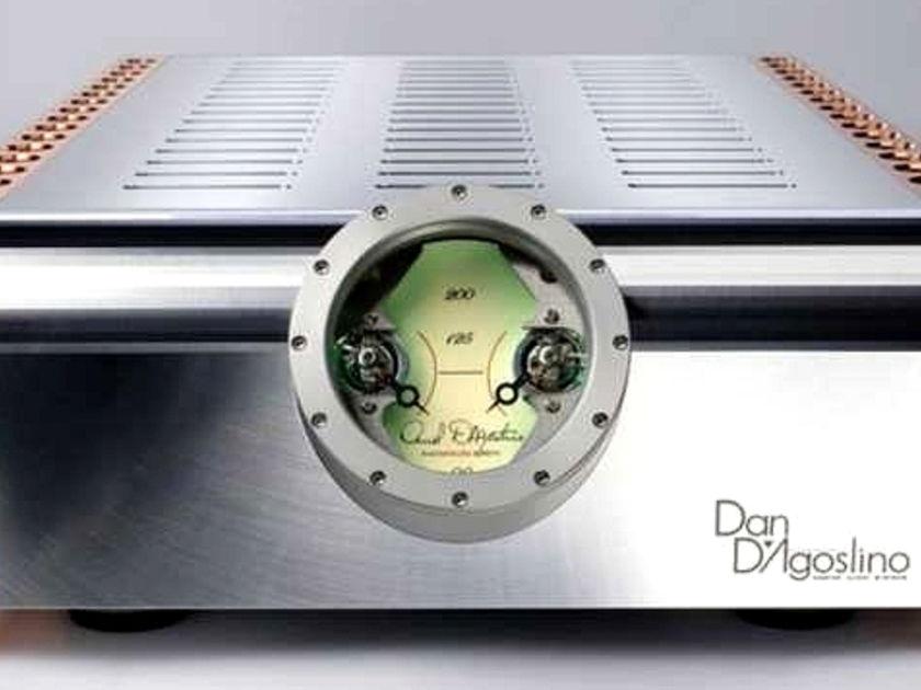 D'Agostino Momentum Stereo Amp