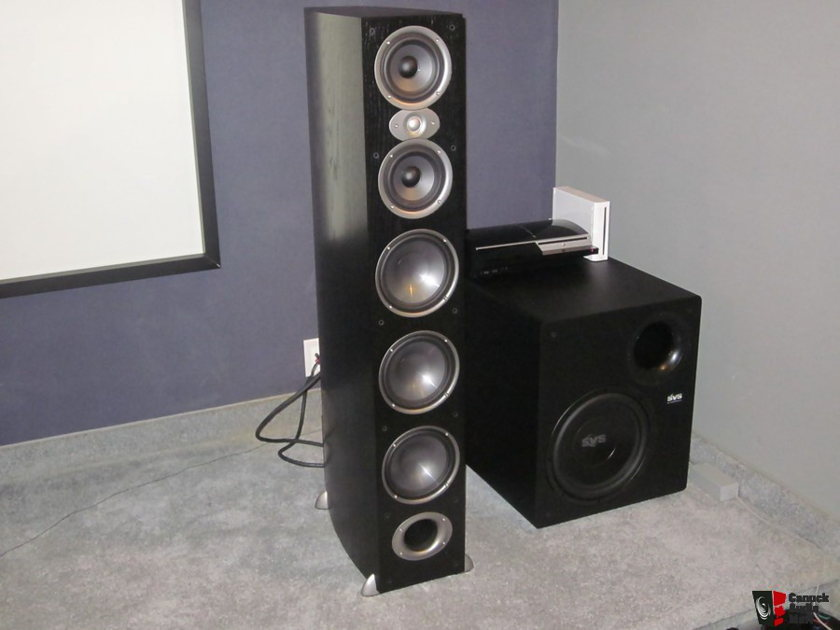 Polk Audio A9 RTI - Pair (2 units) Pickup ONLY! Miami Florida Doral! Very Low use , Good Opportunity