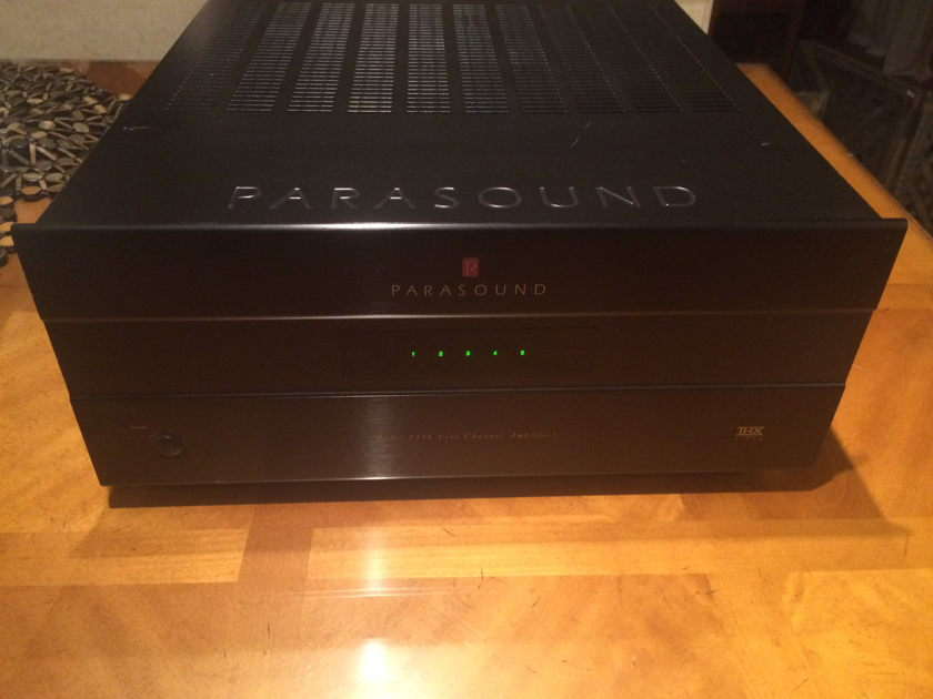 Parasound 5250  THX Ultra 2