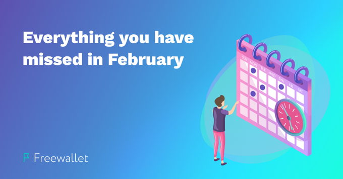 February Crypto Review