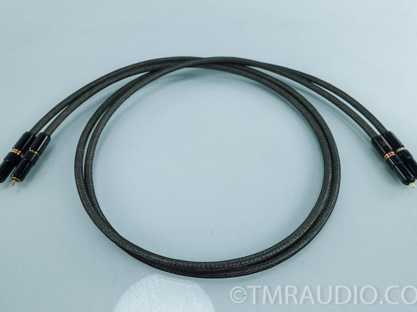 Tara Labs Prime M3 RCA Cables; 1.5m Pair Interconnects (9303)