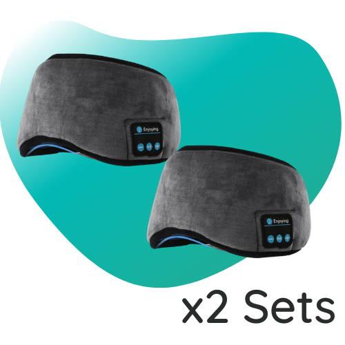 Headphones For Sleeping, Sleep Headphones, Noise Cancelling Headphones for Sleeping, Sleep Band,  Sleep Mask with Headphones