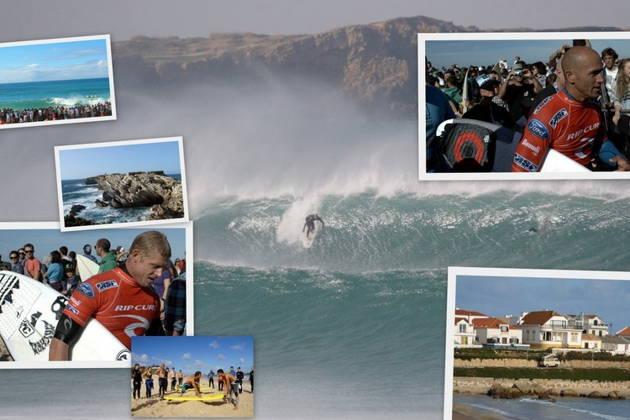 Португалия. Поездка на чемпионат по сёрфингу Rip Curl Pro 2012