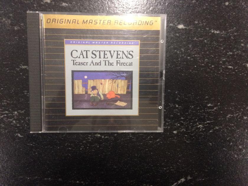 Cat Stevens -Teaser and the Firecat - MFSL Gold - Ultradisc II - USA UDCD 649