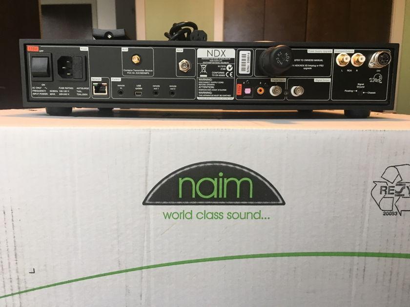 Naim Audio NDX Digital Streamer with FM tuner module - minty! New price!