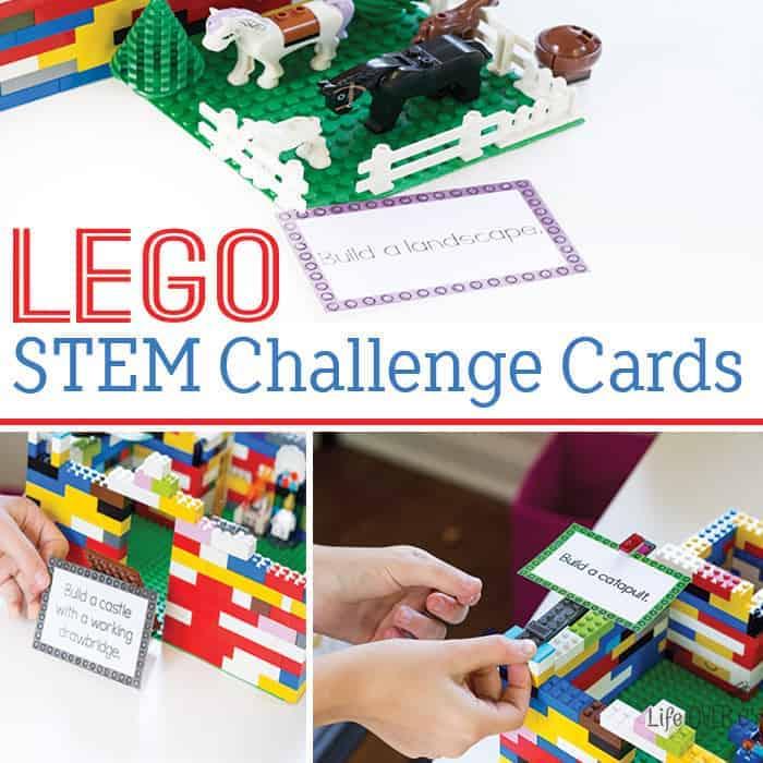 lego stem card challenge card
