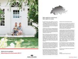Market report Switzerland 2017