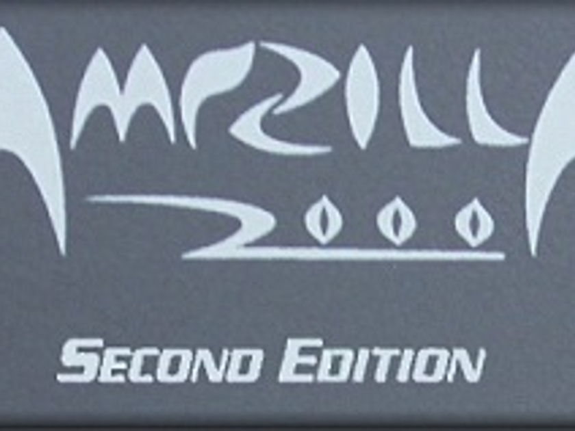 Spread Spectrum Technologies Ampzilla 2000 MKII Absolute Sound Product/Year