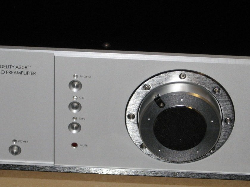 Musical Fidelity  A308cr  - Phono stage