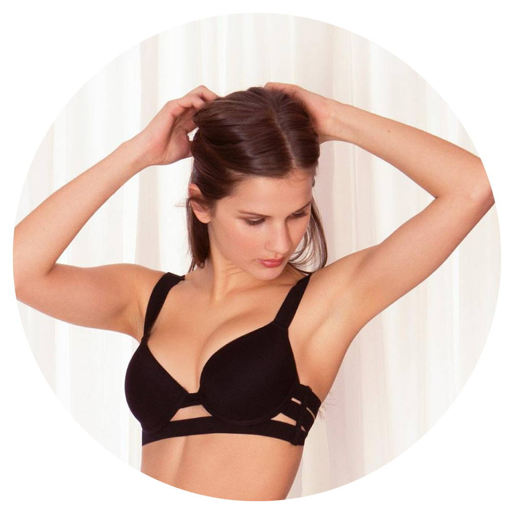 Bluebella Angelina Smooth cup bra set