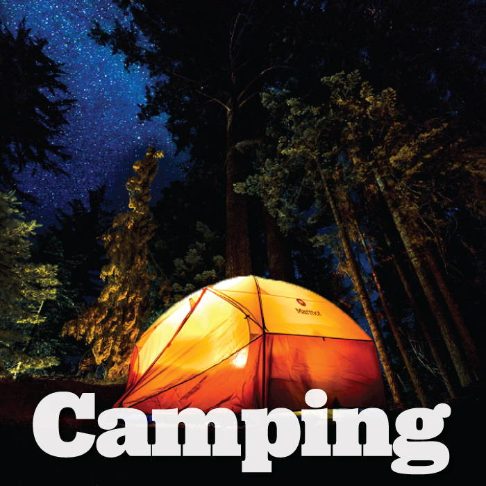 camping equipment supplies accessories by Great American Sporting Goods