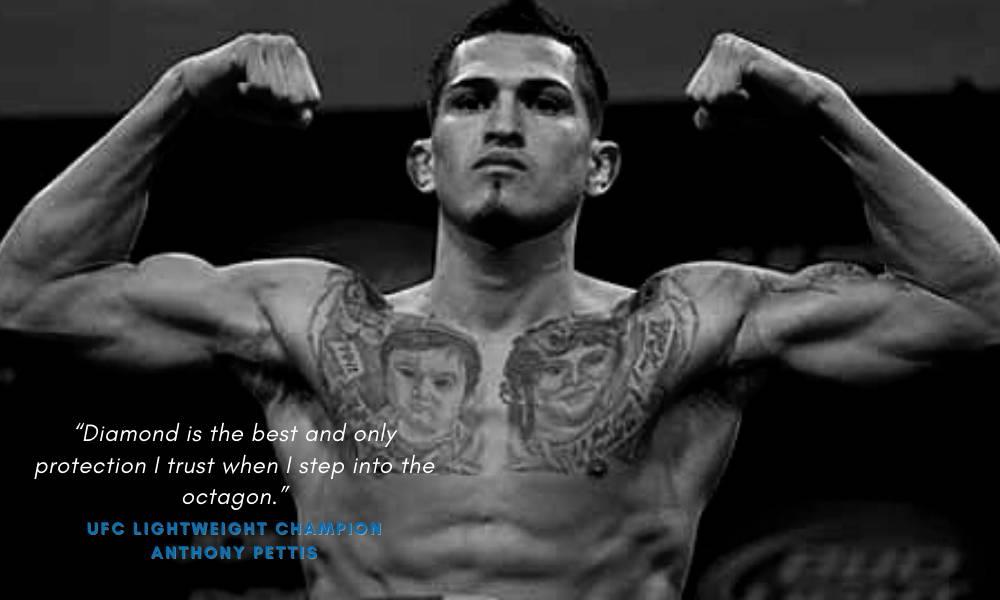 Diamond MMA - Anthony Pettis