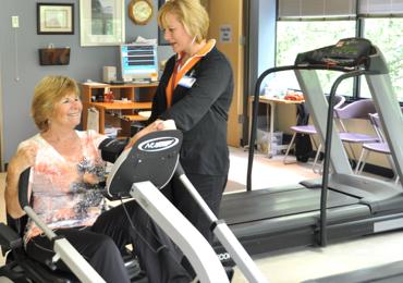 Cardiac & Pulmonary Rehabilitation