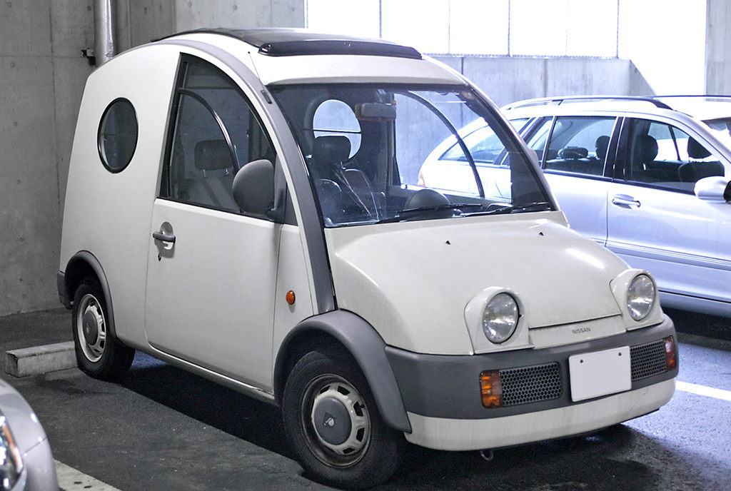 Nissan Cargo