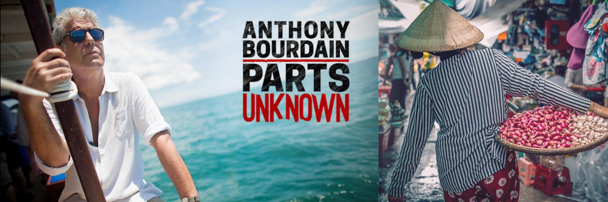 Anthony Bourdain: Parts Unknown on Netflix