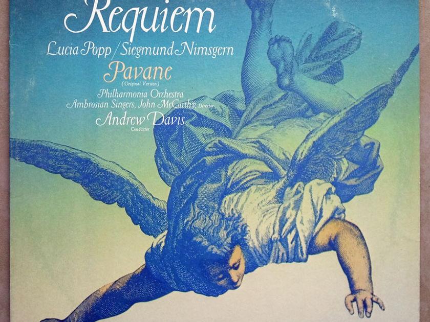 COLUMBIA | DAVIS/FAURE - Requiem, Pavane / NM
