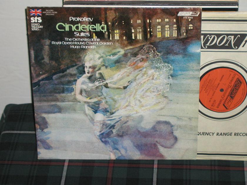 Rignold/ROHO Covent - Prokofiev Cinderella London STS UK/Decca