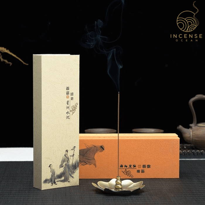 21cm Sandalwood Incense Sticks
