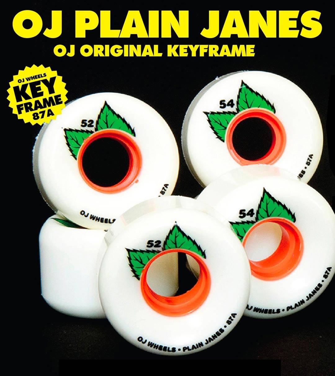 Ruote da skateboard OJ Wheels Keyframe