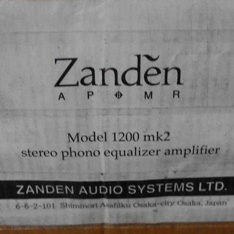 Zanden Audio 1200 mkII