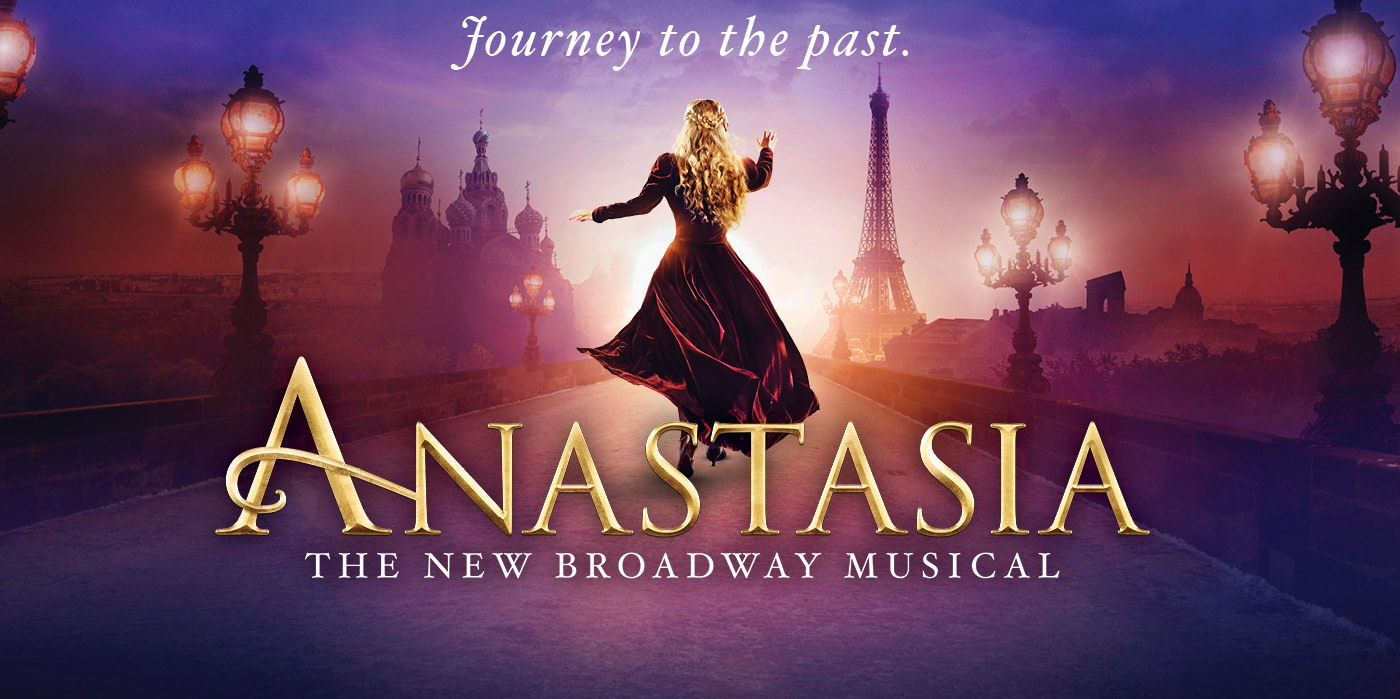 Anastasia at the Shubert Theatre