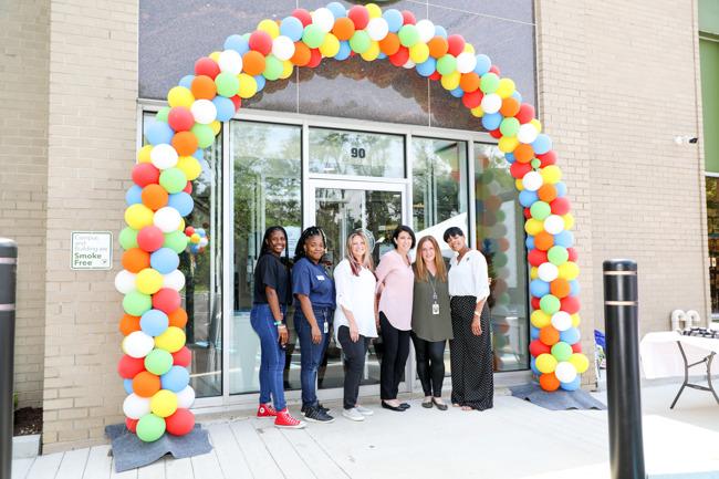 Primrose School of Woodbury NY Grand Opening
