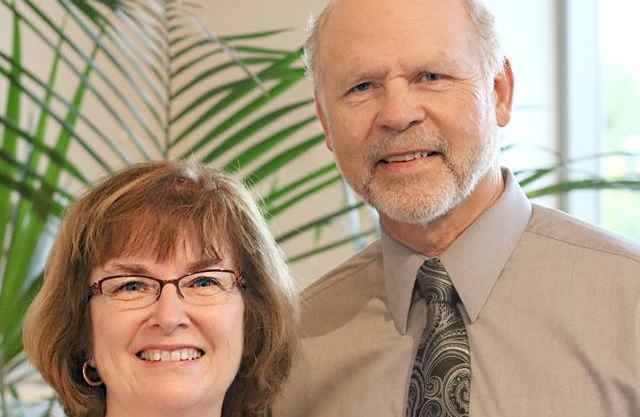 Franchise Owners of Primrose School Bruce and Betty Vonderohe